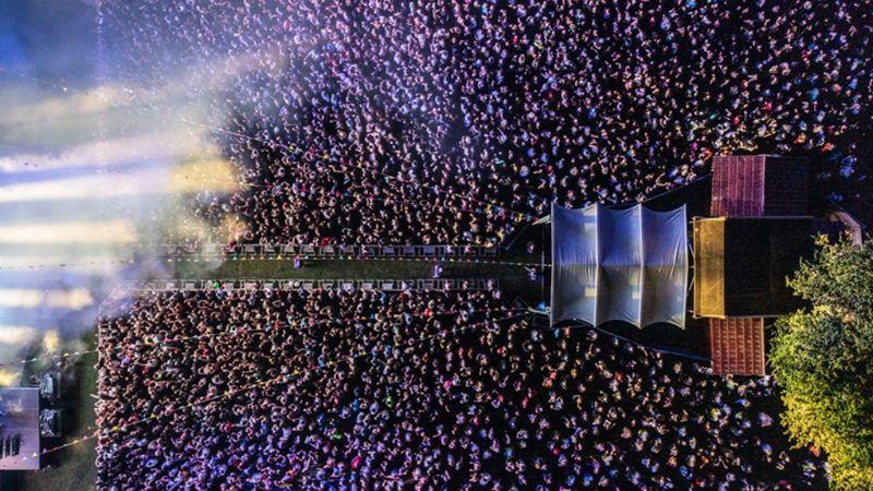87 ezren fesztiváloztak a Campuson