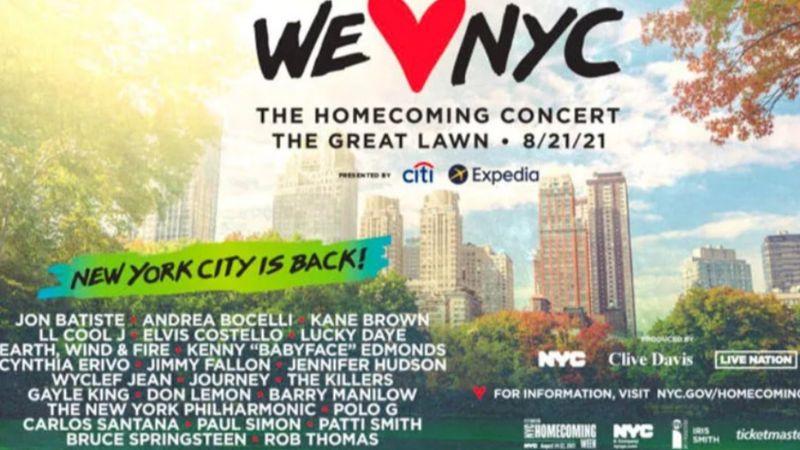 Óriási buli lesz a Central Parkban