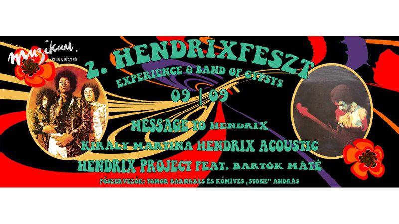 HendrixFeszt az Arena Gardenben