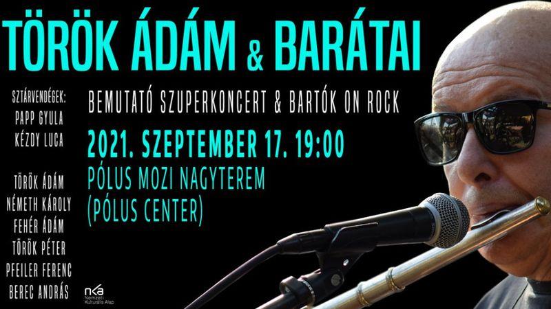 Török Ádám újra koncertezik!