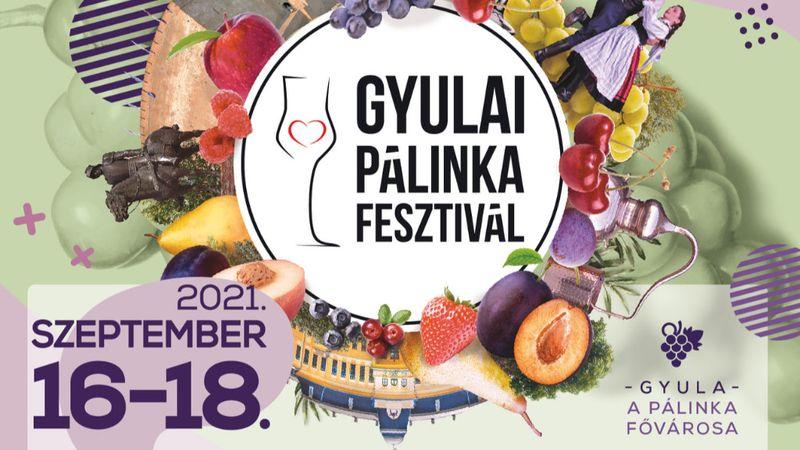 Pálinka, szerelmem... – fesztivál Gyulán