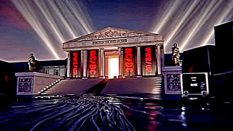 Egy rock and roll múzeumba kalauzol az AC/DC