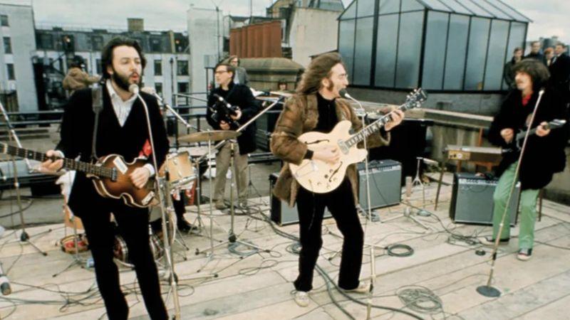 1969. január 30. A zenekar utolsó élő fellépése Londonban egy háztetőn