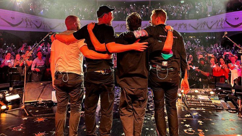 Fotó: Coldplay/FB