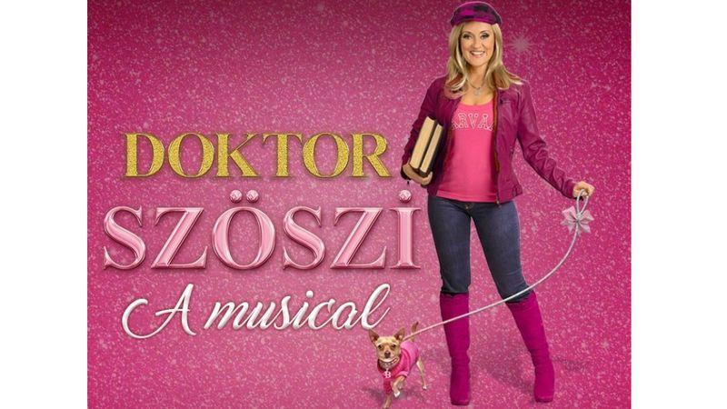 14 év után eljutott hozzánk a Doktor Szöszi-musical