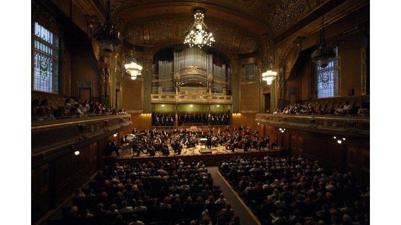 A Budafoki Dohnányi Zenekar koncertje 2012.02.11