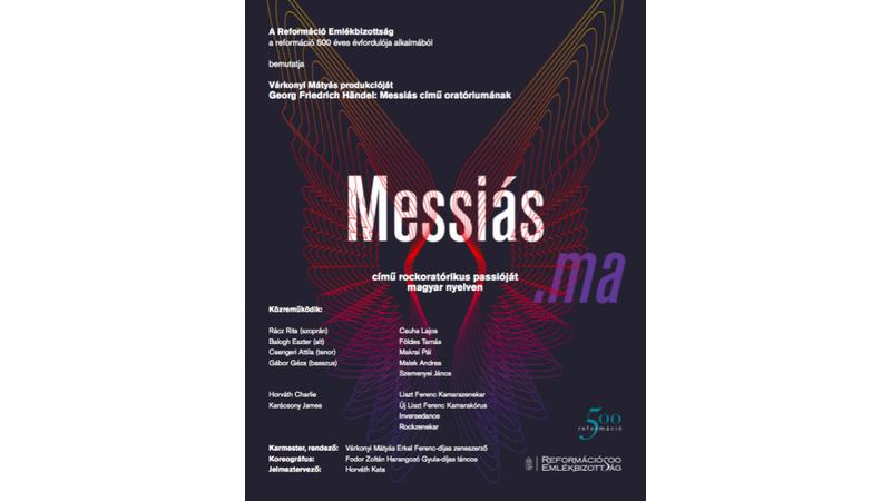 Charlie, Karácsony János, Malek Andrea a modern Messiásban