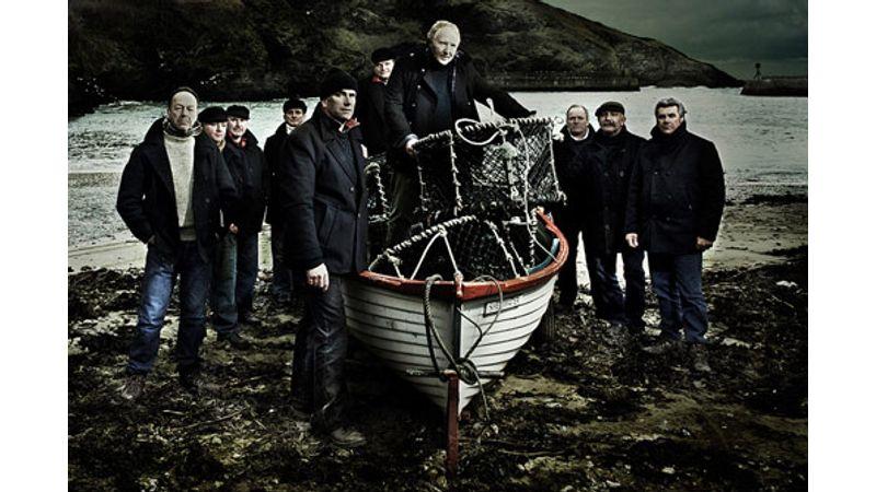 Kocsma, kettős halál, filmvászon: Fisherman's Friends