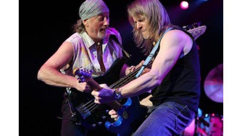 Smoke on the Aréna: jön a Deep Purple!