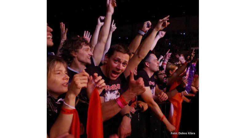 Iron Maiden-utánlövés: A Vasszűz bizony nem öregszik!