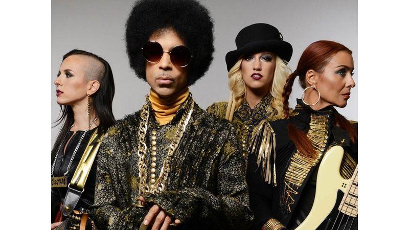 A kibékülés után Prince két lábbal rúgta be az ajtót