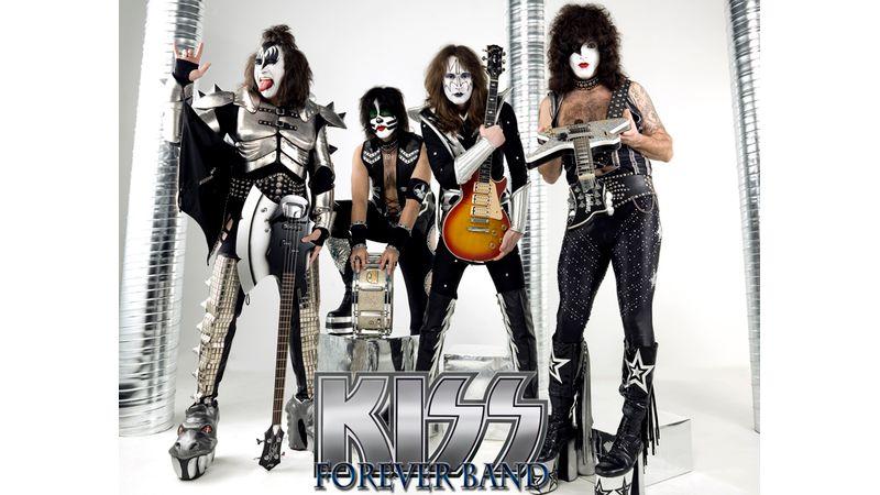 Eredeti KISS-taggal ünnepel a KISS FOREVER BAND a Barba Negrában!