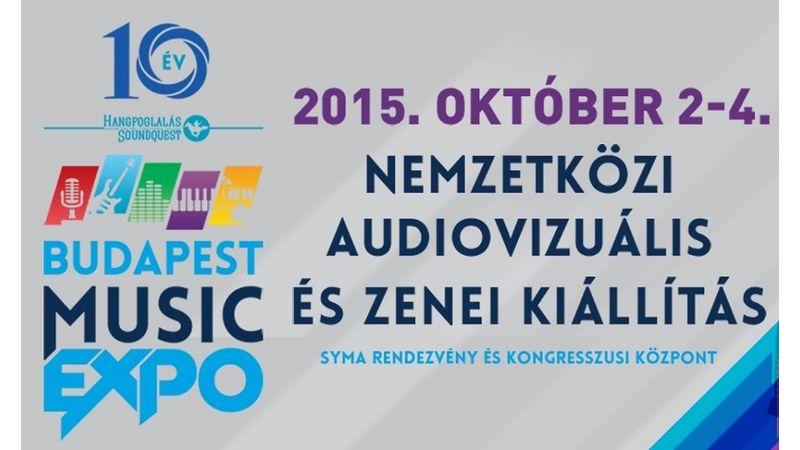 Női munkások és hazai sztárzenekarok a Budapest Music Expon