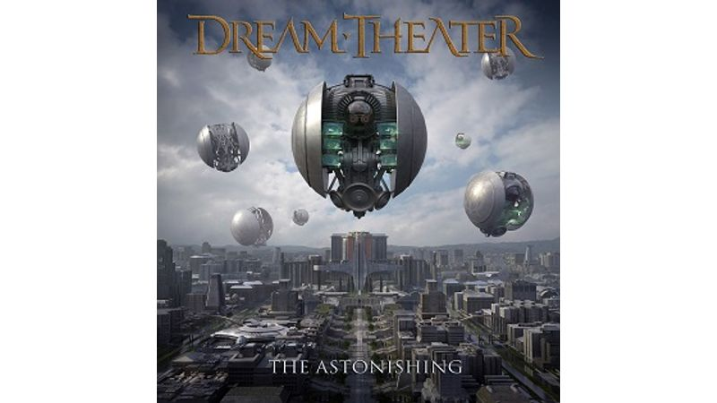 Metál bomba! Itt a vadiúj Dream Theater-album!