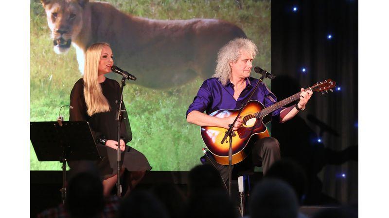 Brian May és Kerry Ellis vendége a The Bandys lesz