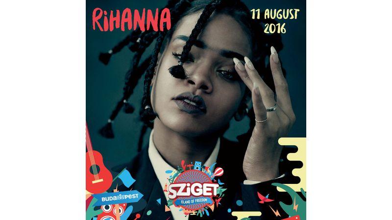 Megvan a kezdőpont! Rihanna melegít a nulladik napon a Szigeten!