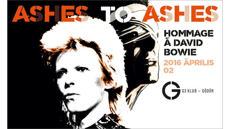 Ashes to Ashes: Bowie-ra emlékeznek színészek és zenészek a Gödörben