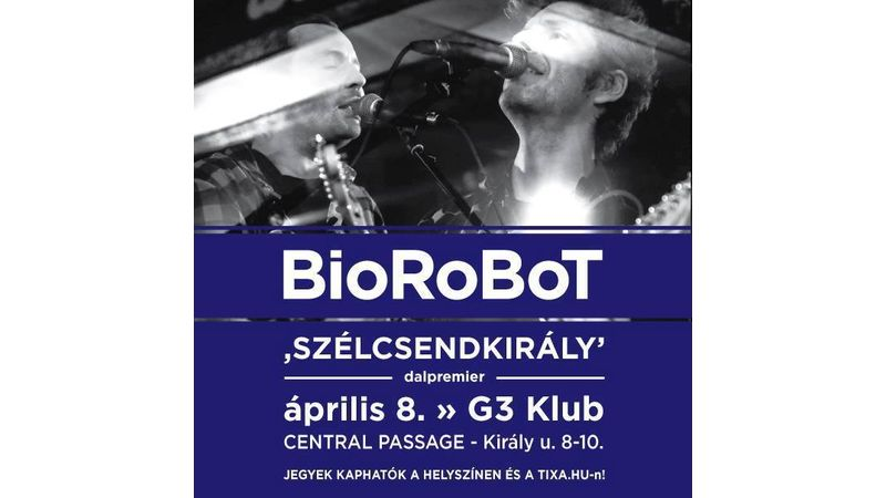 Biorobot Bérczesi Robival a Gödörben