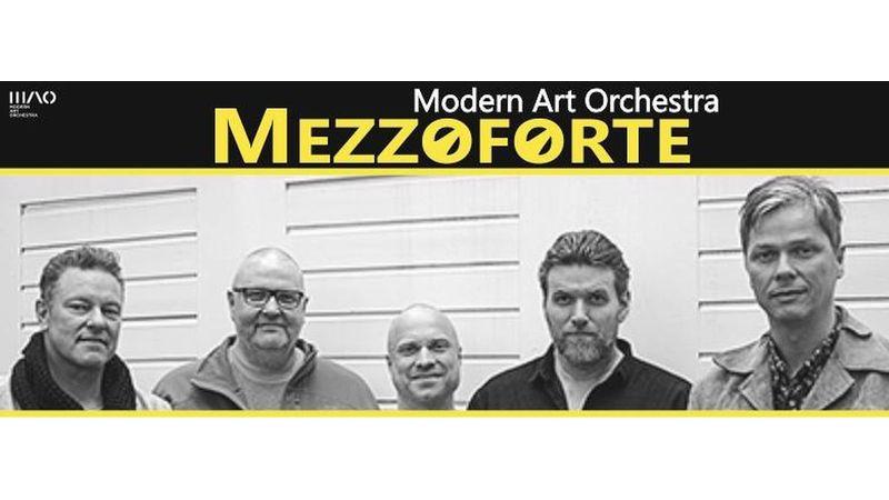 Elmarad a Mezzoforte és a Modern Art Orchestra közös koncertje!