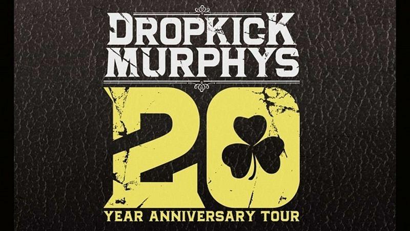 Ismét hazánkban a sörszagú banda: Dropkick Murphys a Barba Negrában