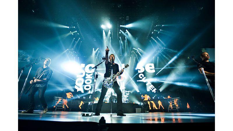 Nickelback: a koncertpótlás tökéletes volt