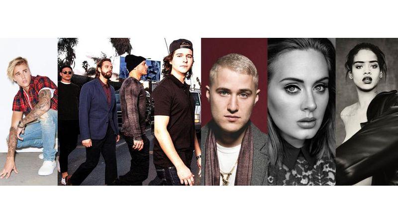 Kihirdették az MTV European Music Awards jelöléseket