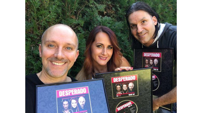 Kockáztatott, de nyert a Desperado: aranylemez a Best of CD