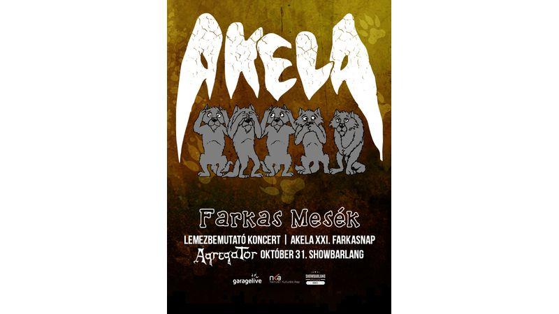 Piroska és a farkasnap: Akela-ünnep a Showbarlangban