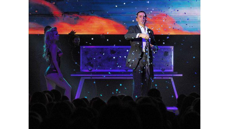 A szabadulóművészről készült musical rabul ejtette a közönséget