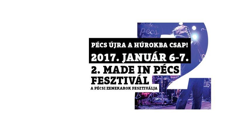 Made in Pécs: Több mint száz pécsi zenekar megabulija