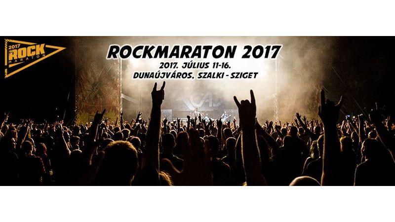 Ha lemaradtál a Hammerfallról: Rockmaraton 2017!