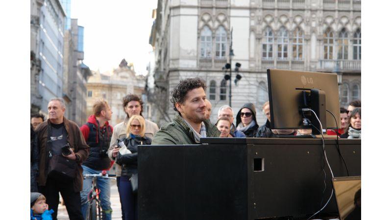 Bach a peronon: Budapest ismét csatlakozik a nemzetközi zenei akcióhoz