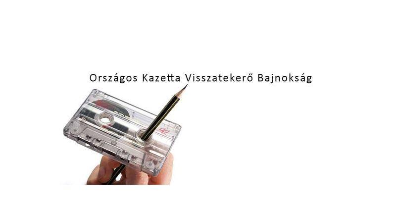 Országos Kazetta Visszatekerő Bajnokság lesz a Gödörben!