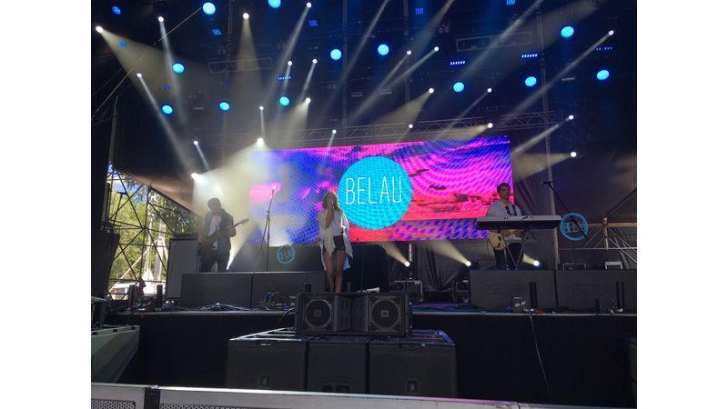 Két Fonogram-jelölésük is van, előtte Győrben koncerteznek: BELAU