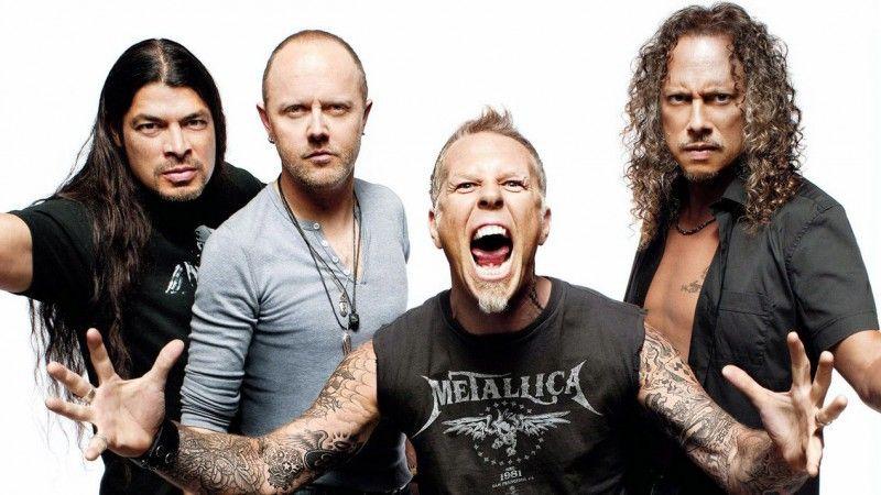 8 év után újra Budapesten a Metallica!