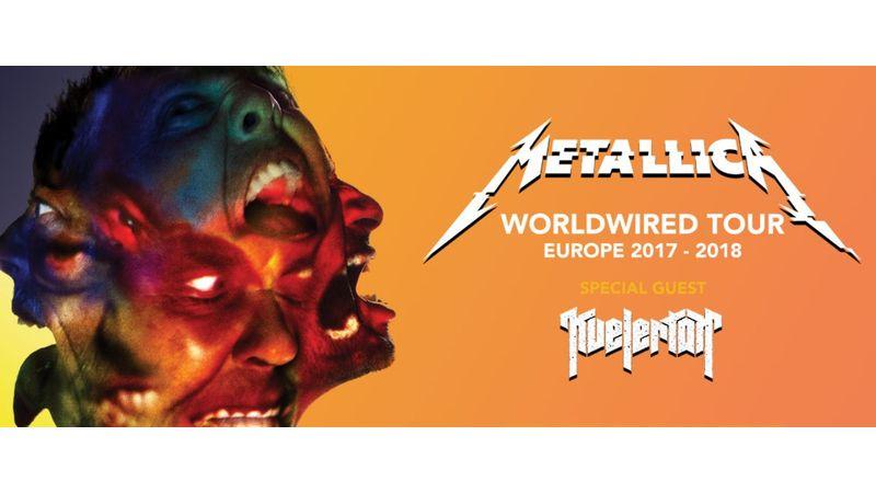 Kész: minden jegy elkelt a budapesti Metallica-koncertre