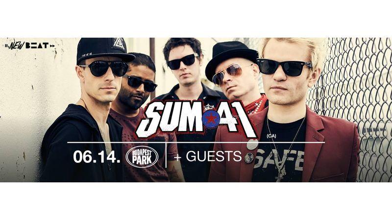 Ismét Budapestre érkezik a Sum 41!