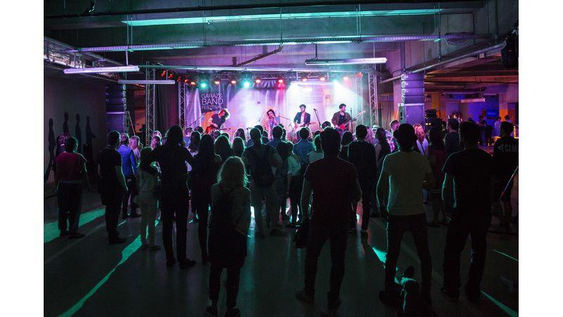 Újra Garázsband fesztivál a Müpa mélygarázsában!