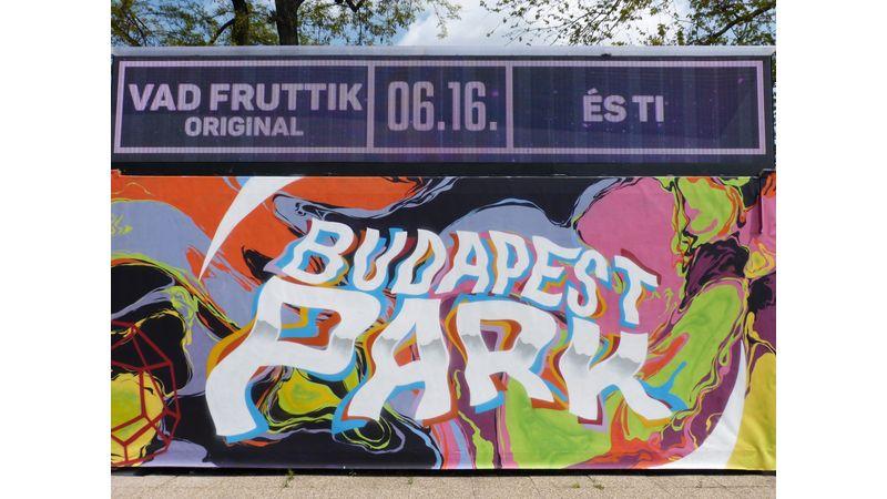 Ez nem ugyanaz a Budapest Park, mint tavaly