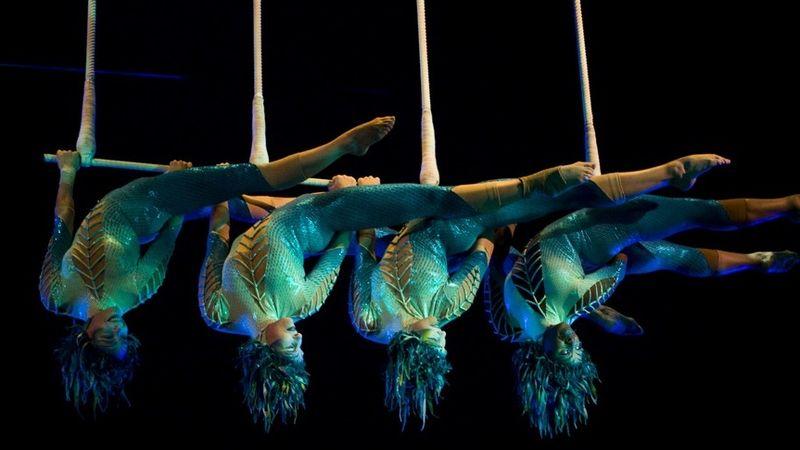 Cirque du Soleil: +1 Varekai-előadás