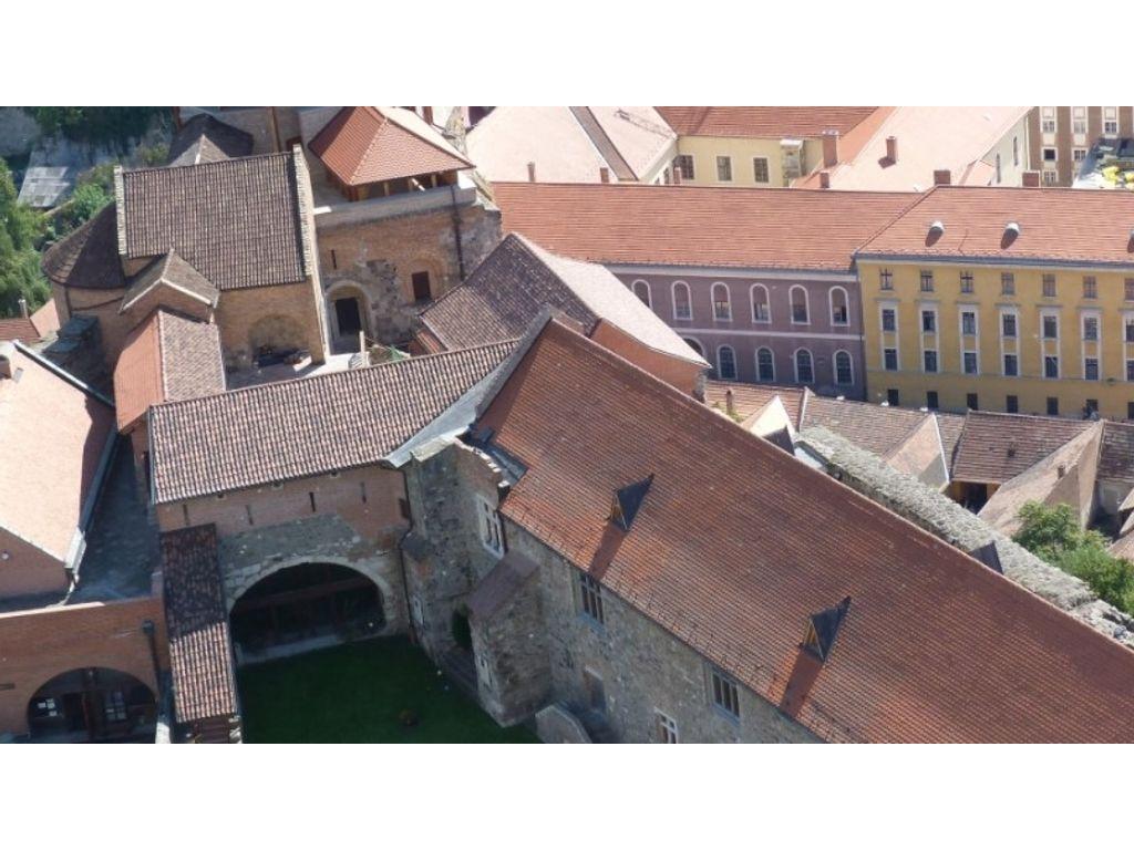 Esztergomi vár, királyi palota