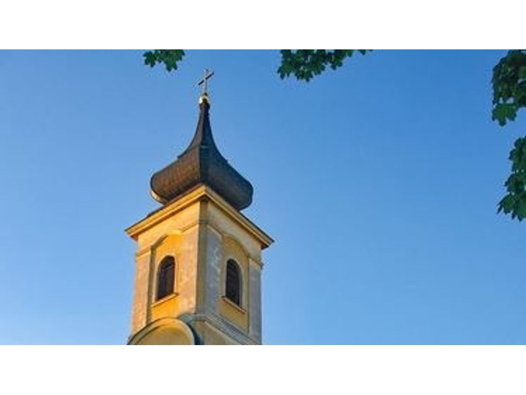 Győr-Révfalu, Szentháromság templom