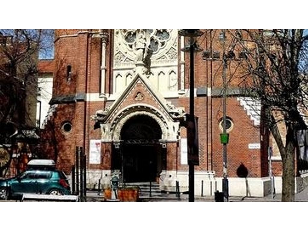 Budapest, Jézus szíve templom