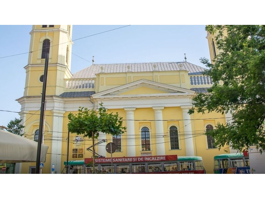 Nagyvárad, Újvárosi református templom