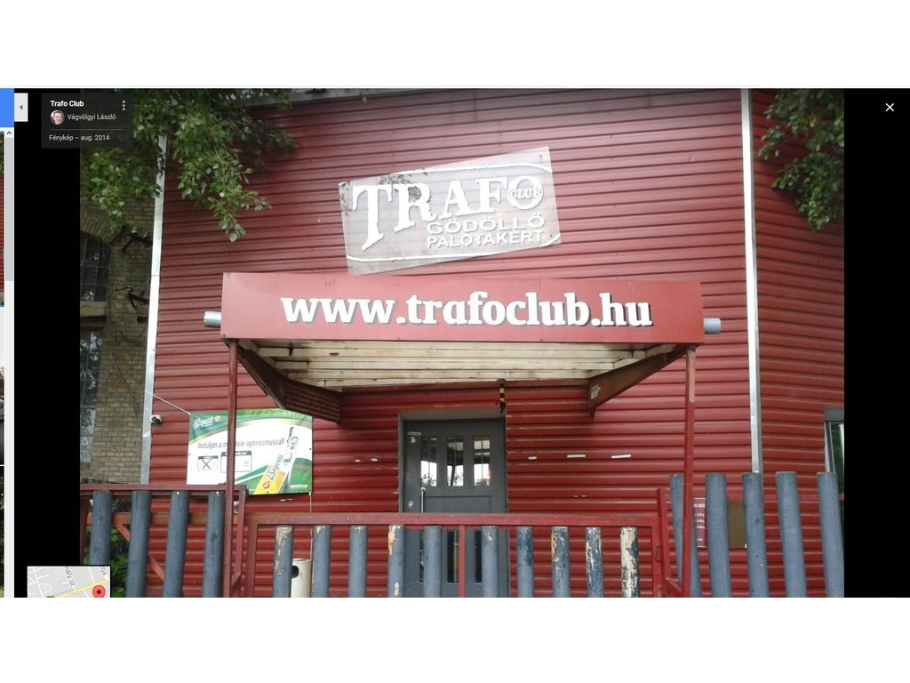 Trafo Club Gödöllő