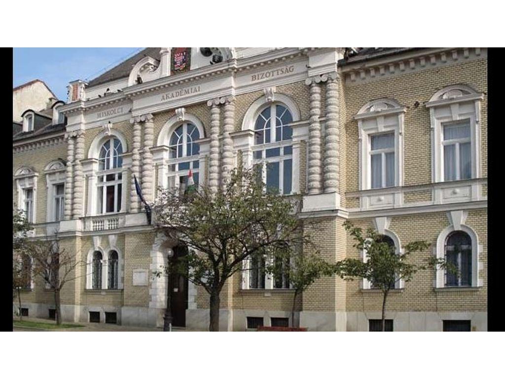 Miskolci Akadémiai Bizottság Székháza