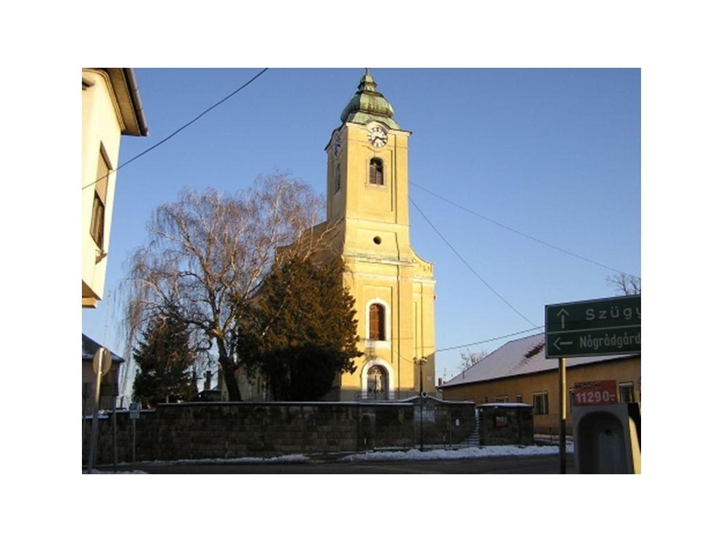 Balassagyarmat Evangélikus templom