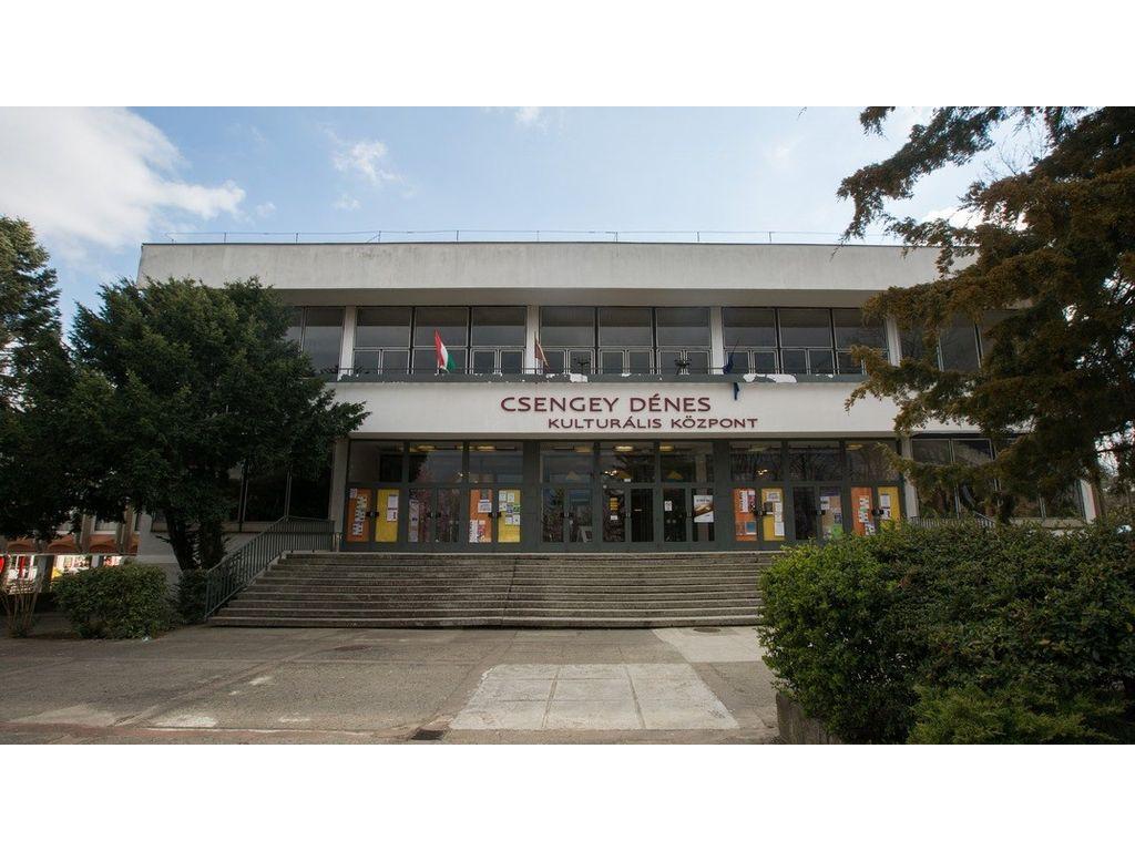 Csengey Dénes Kulturális Központ