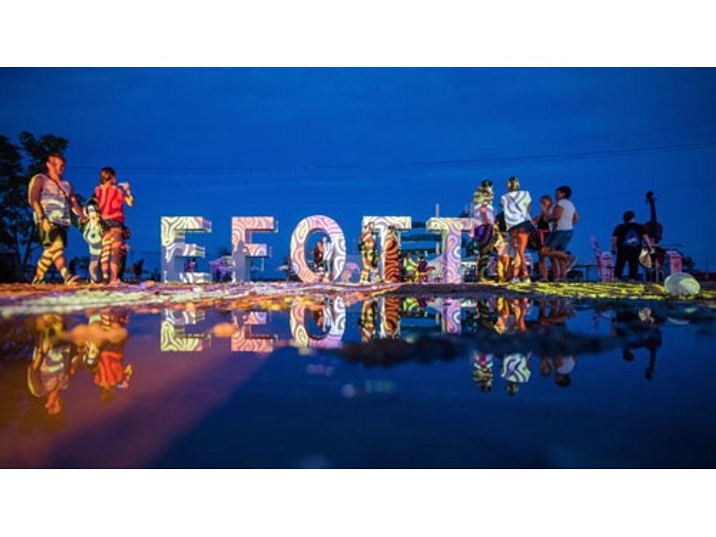 EFOTT fesztivál - Velencei-tó
