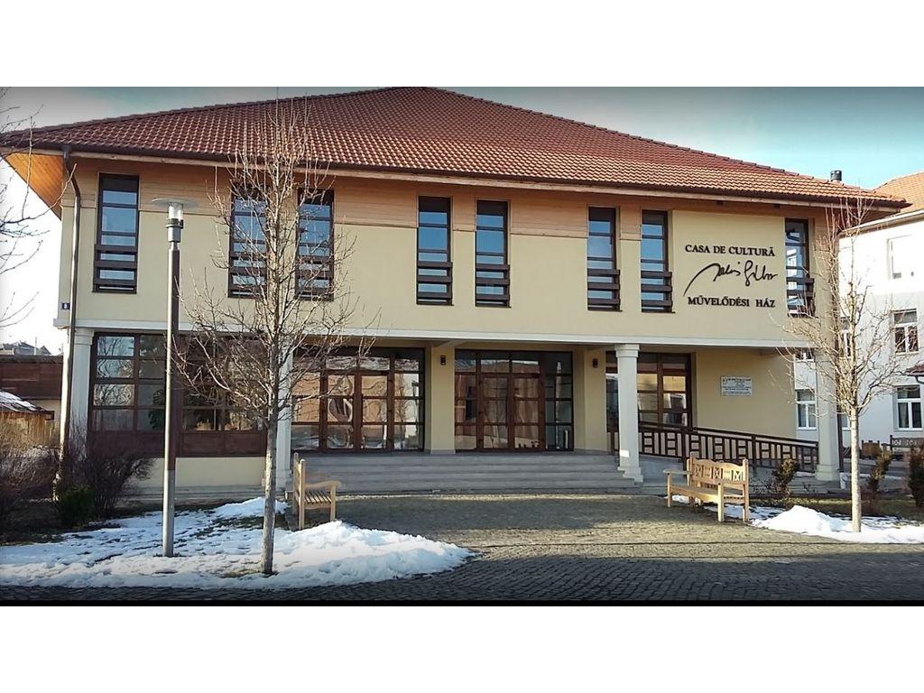 Gyergyóremete, Balás Gábor Művelődési Ház
